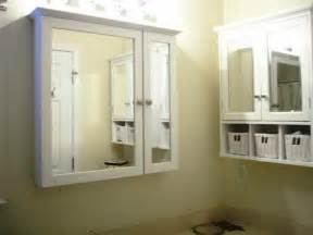 bathroom medicine cabinets ideas modern recessed medicine cabinets for bathroom with basket