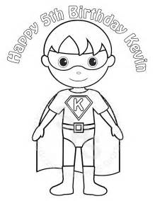Superhero Coloring Book  Pages sketch template