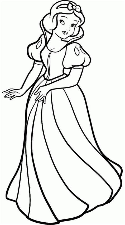 disney princess coloring pages snow white disney princess coloring pages snow white az coloring pages