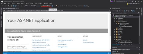 tutorial asp net msdn microsoft azure tutorial build your first movie inventory