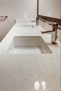 bathroom white quartz countertops bathrooms