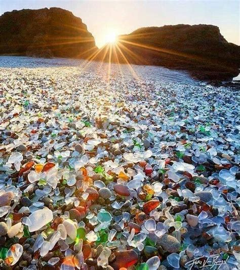 beach of glass 25 best ideas about glass beach california on pinterest