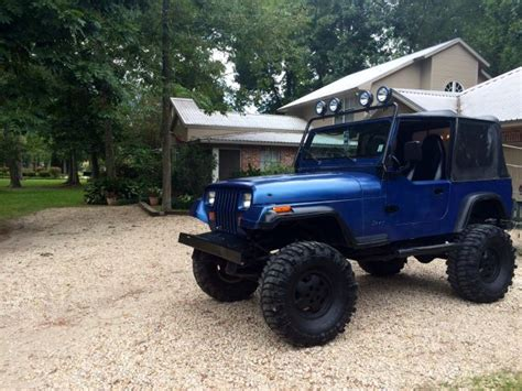 Jeep Wrangler For Sale Louisiana 1995 Jeep Yj Wrangler Trucks Other For Sale In Louisiana