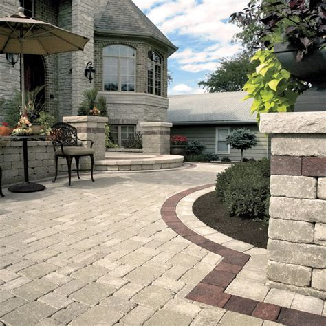 Unilock Patio Designs unilock