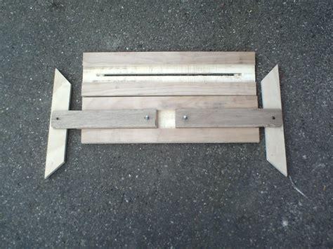 stair template jig stair tread jig measuring tool diy stair tread jig ideas