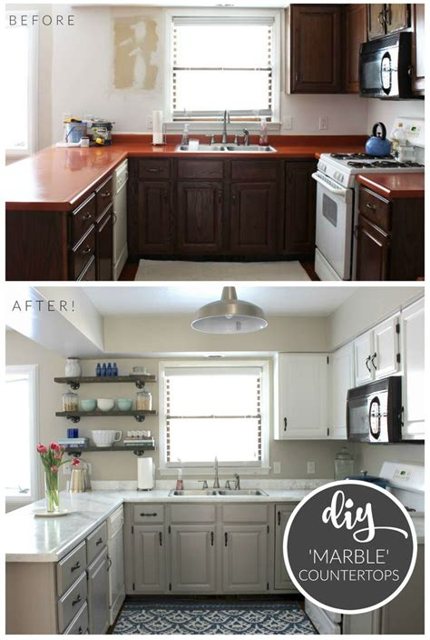 diy kitchen makeover ideas best 25 budget kitchen remodel ideas on pinterest diy