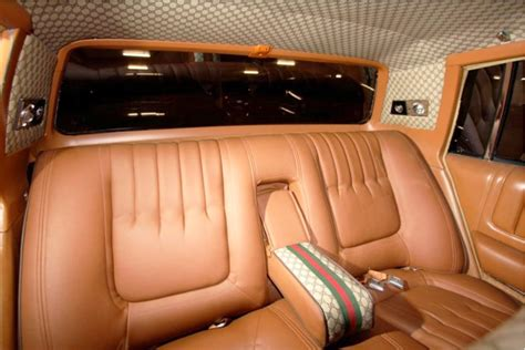 Gucci Interior For Cars For Sale by Gucci Interiors Above Quotgucci Gloomquot 2011 Below