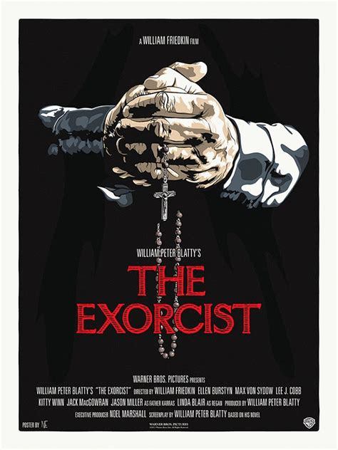 exorcist new film inside the rock poster frame blog the exorcist by new