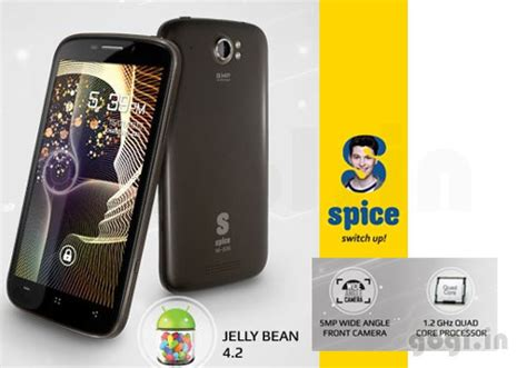 themes for spice mi 535 spice mi 535 stellar pinnacle pro unveiled priced at rs 14990