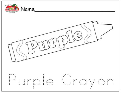 purple coloring pages preschool all worksheets 187 color purple worksheets for preschool