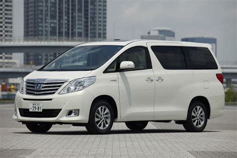 Toyota Alphard 2 4 Review Toyota Alphard 2 4 Reviews Prices Ratings With Various