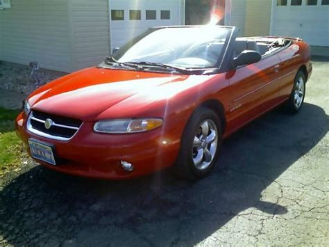 all car manuals free 1999 chrysler sebring regenerative braking 1999 chrysler sebring vin 4c3au52nxxe082110 autodetective com