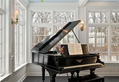 the piano room use underfloor heating to make your home feel luxurious and cozy this winter decoration