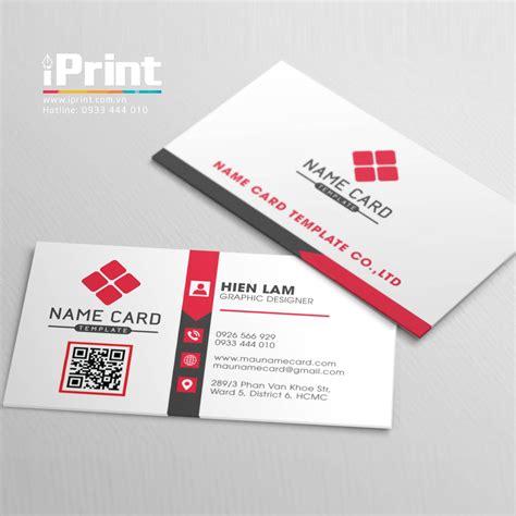 name card namecard kinh doanh 85 iprint vn