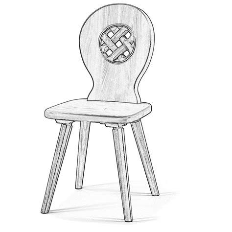 sedie grezze da verniciare sedia legno grezzo w5190 sedie grezze da verniciare