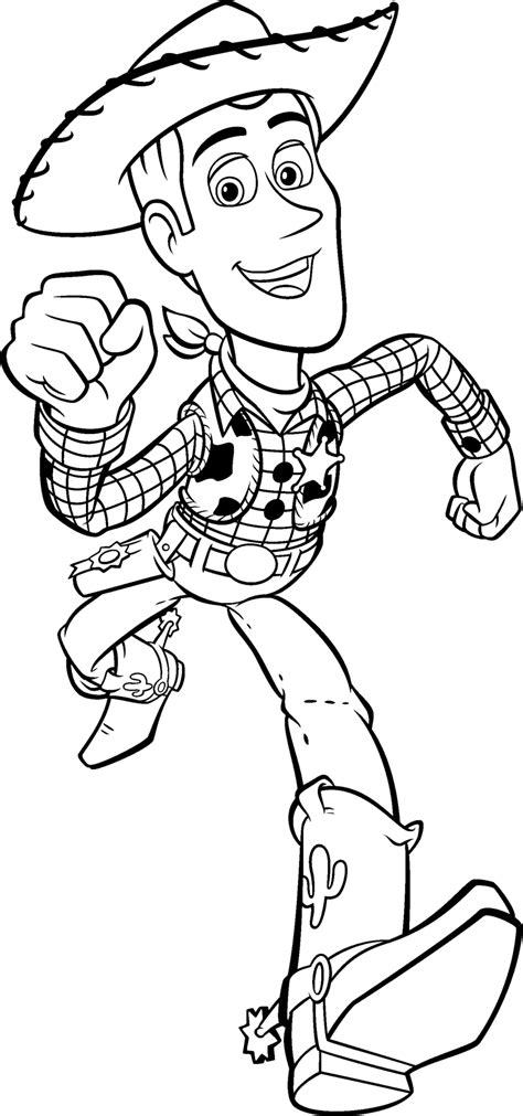 Free Coloring Pages Disney Toy Story | free printable toy story coloring pages for kids