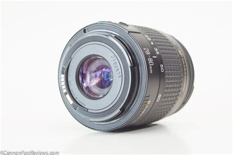 Lens Canon Es 86 White canon 28 80mm f 3 5 5 6 iv ef