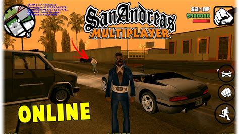 gta san andreas multiplayer android