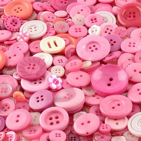 with buttons pink buttons for sale