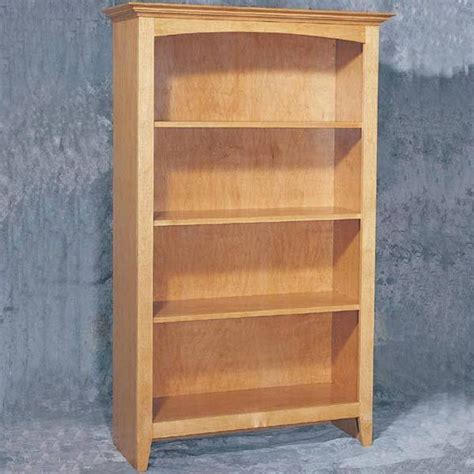 wood bookcase plans free woodworking projects