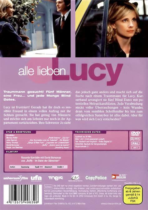film lucy handlung alle lieben lucy dvd oder blu ray leihen videobuster de