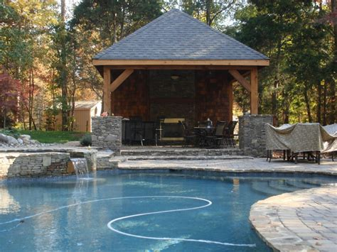 building a cabana pool cabana plans that are perfect for relaxing and