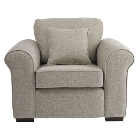 armchairs argos buy collection erinne fabric chair linen at argos co uk your online shop for