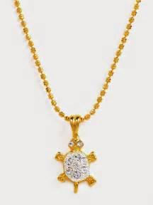 Estelle women gold pendant with chain 6e77583b1f99ab92a5c70a57509ced5e