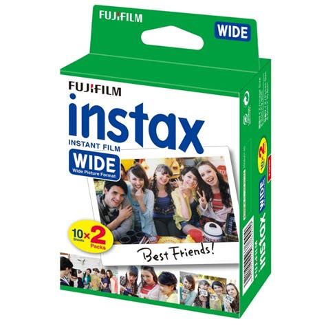 fuji instax wide instant fujifilm instax wide instant pack 崧 綷寘