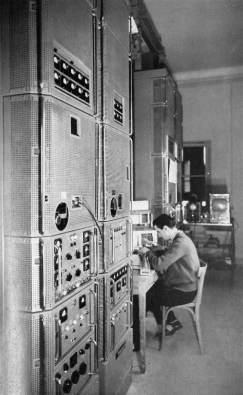 FH: Histoire du réseau hertzien national des PTT