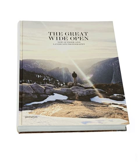 wide open one ã s extraordinary journey books gestalten the great wide open book