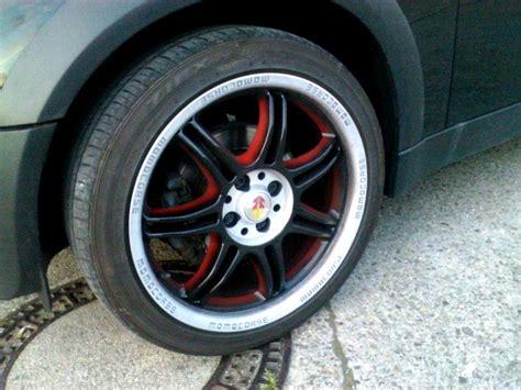 Alufelgen Richtig Lackieren by Felgendesign A L S Auto Lackier System Smart Repair