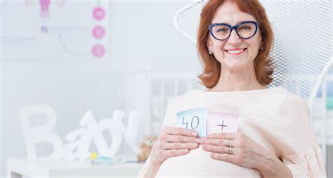 risikoschwangerschaft entwarnung fuer aeltere frauen mit