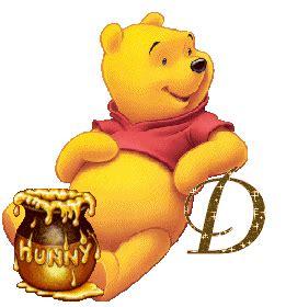 imagenes de winnie pooh con miel alfabeto de winnie the pooh con tarro de miel oh my