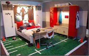 Boys Bedroom Ideas Sports Teen Boys Sports Theme Bedrooms Room Design Inspirations