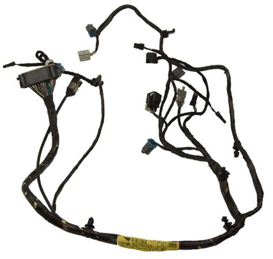 equinox terrain center console wiring harness  oem