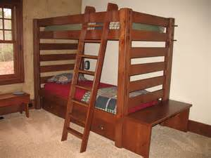Custom Made Bunk Beds Custom Made Bunk Beds By Livelywood Decor Custommade