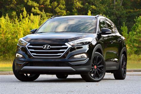 hyundai tucson night 2017 hyundai tucson night test drive review autonation