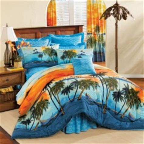 tropical themed comforter sets how to incorporate beach bedding ideas in your bedroom