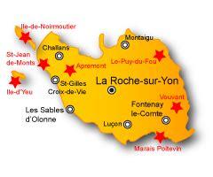 Location Meublée La Roche Sur Yon by Gites Ruraux Vend 233 E Location Gite Vend 233 E Gite01 Fr