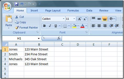 excel tutorial remove duplicates how to hide duplicate records in excel 2010 2 easy ways