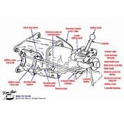 1953 2018 Corvette 4 Speed Transmission Parts