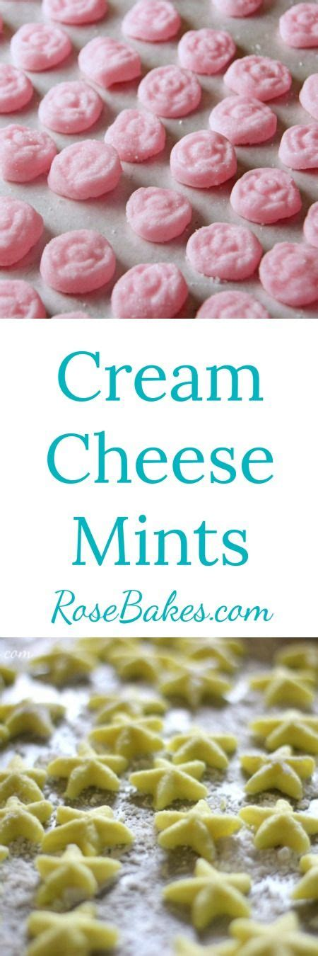 Cheese Mints For Baby Shower cheese mints recipe cheeses bridal shower