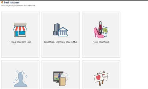 membuat akun facebook untuk perusahaan cara membuat halaman di akun facebook anda dengan info