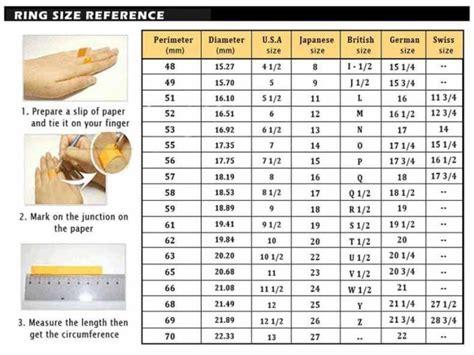Cincin Pria Size 10 D 463 jual tutorial cara mengukur size cincin mamy shop