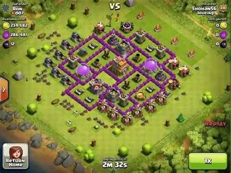 coc layout beginner clash of clans raids th 7 base layout beginner tips and