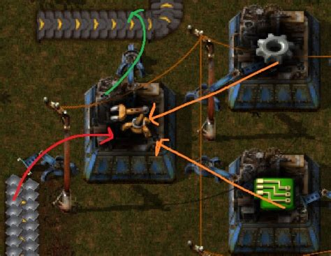 factorio layout guide factorio guide green science pack automation in a few