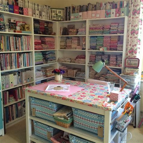 Sewing Room Decor 1493 Best Images About Sewing Room Decorating Ideas On Pinterest Quilting Room Cutting Tables
