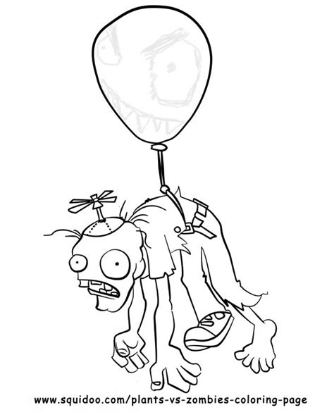 plants vs zombies garden warfare 2 free coloring pages