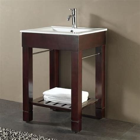 Small Sink Bathroom Vanity Small Bathroom Vanities Traditional Los Angeles By